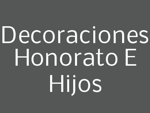 Decoraciones Honorato E Hijos