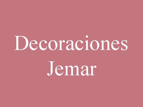 Decoraciones Jemar