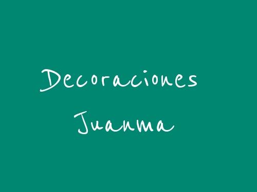 Decoraciones Juanma