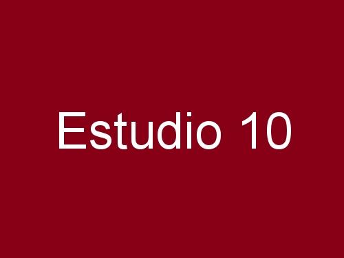 Estudio 10