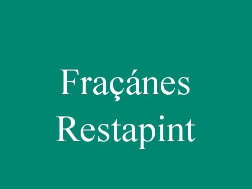 Fraçánes Restapint
