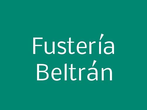 Fustería Beltrán