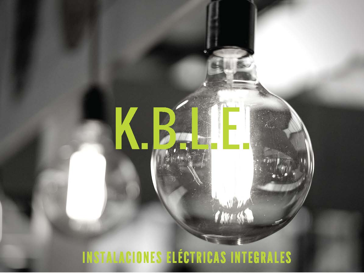 K.B.L.E. Instalaciones Eléctricas Integrales