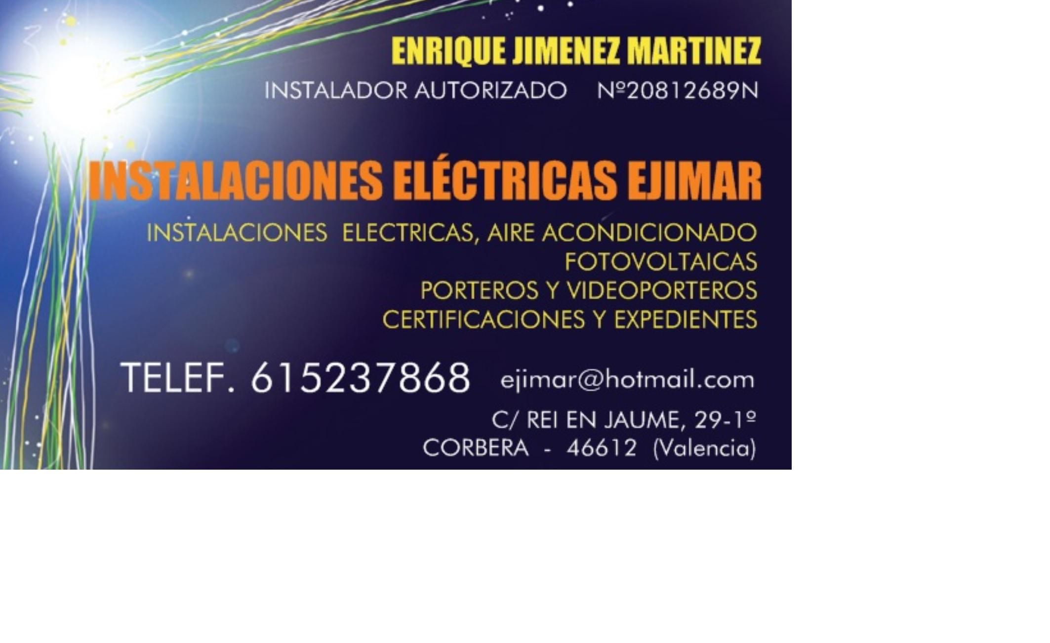 Instalaciones Electricas Ejimar