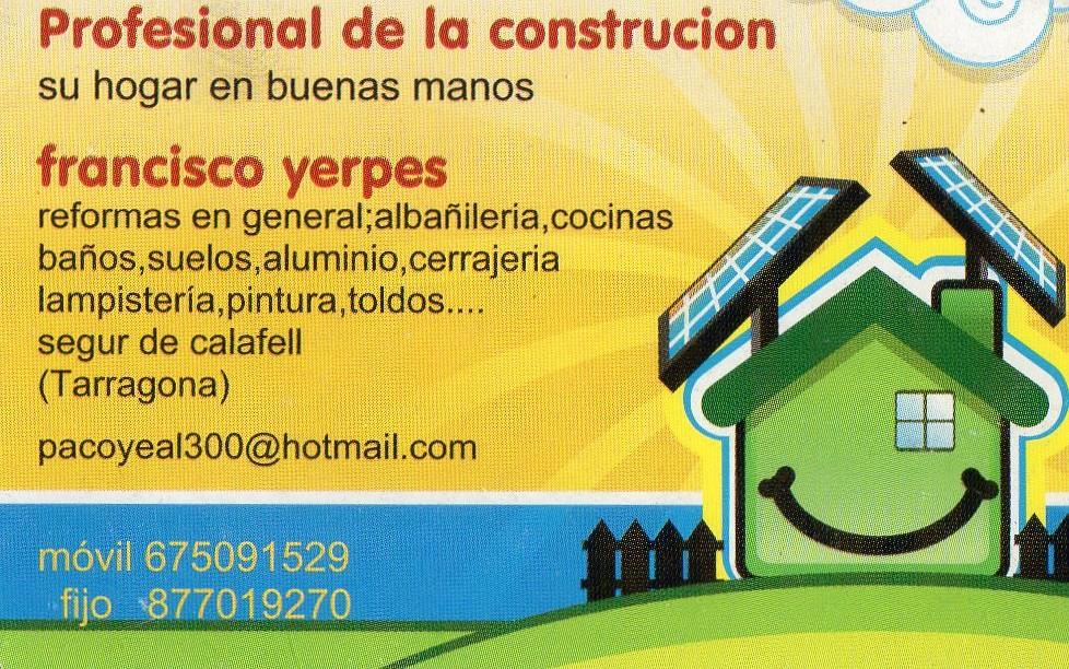 Reformas y construcciones Francisco