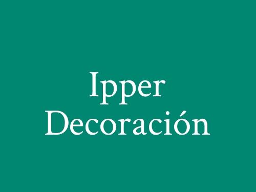 Ipper Decoración