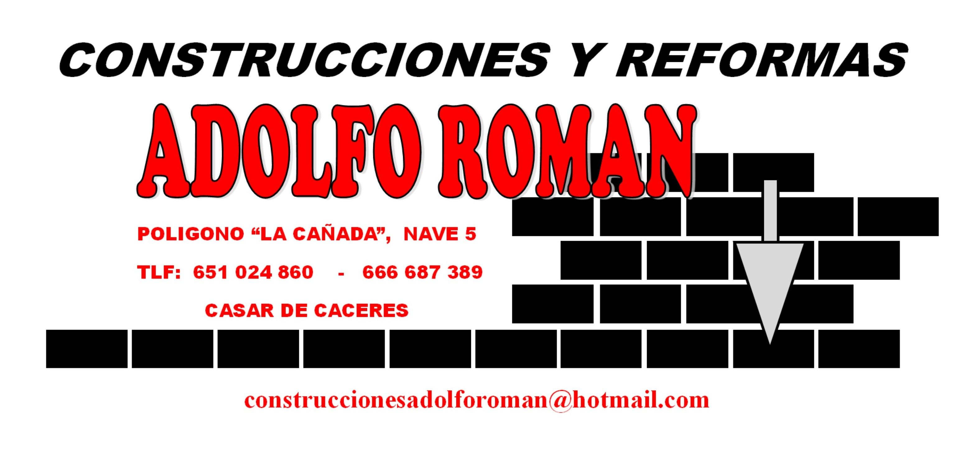 Construcciones Y Reformas Adolfo Roman