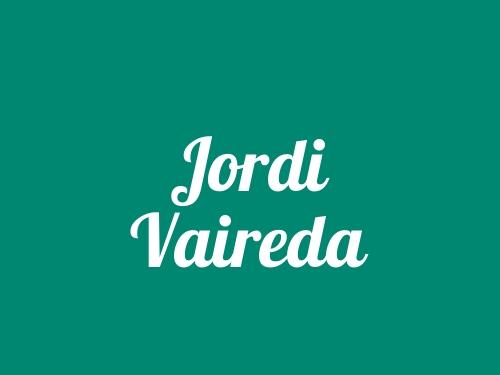 Jordi Vaireda