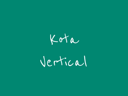 Kota Vertical