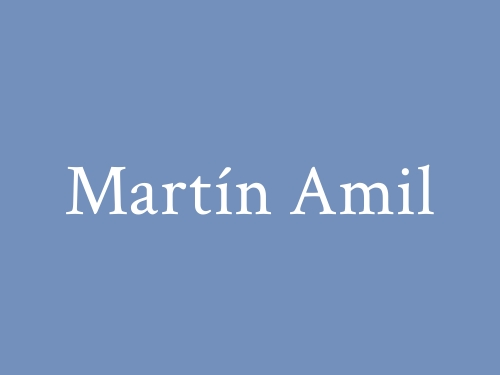Martín Amil