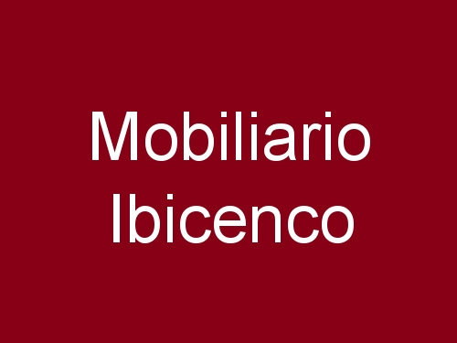 Mobiliario Ibicenco