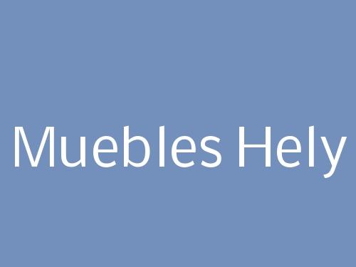 Muebles Hely