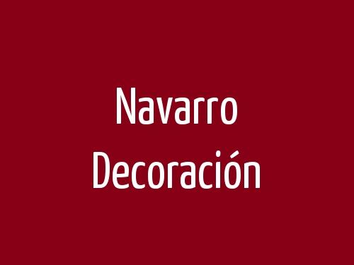 Navarro Decoración