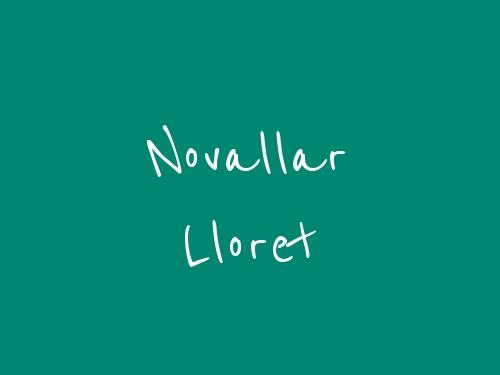 Novallar Lloret