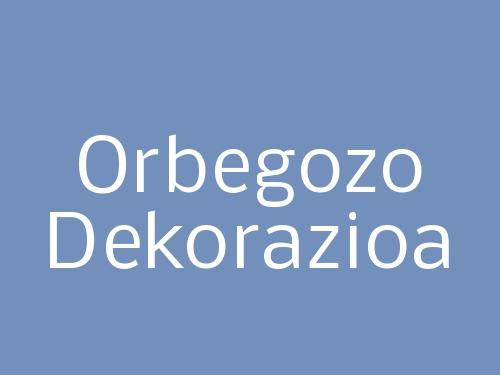 Orbegozo Dekorazioa