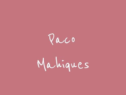 Paco Mahiques