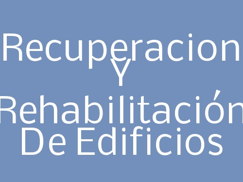 Rehabilitaciones Coavi