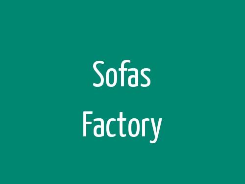 Sofás Factory - Tapicerías - Yuncos