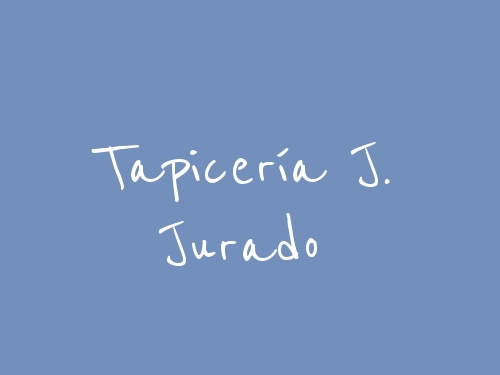 Tapicería J. Jurado