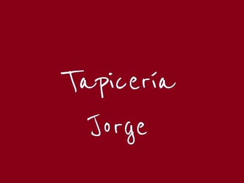 Tapicería Jorge