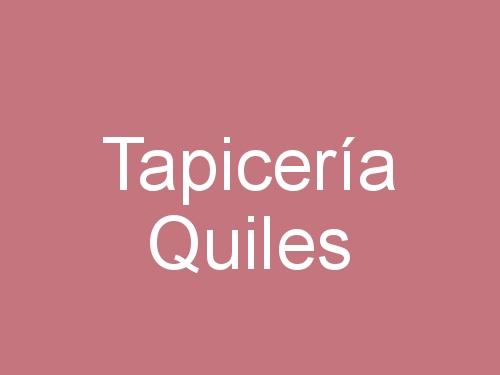 Tapicería Quiles