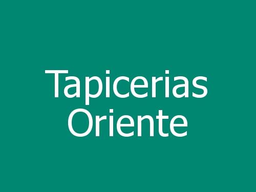 Tapicerias Oriente