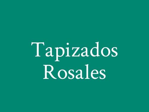 Tapizados Rosales