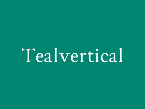 Tealvertical