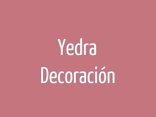 Yedra Decoración