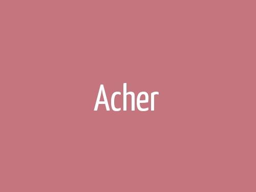 Acher