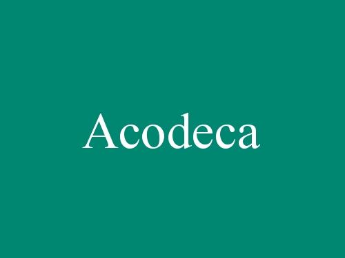 Acodeca
