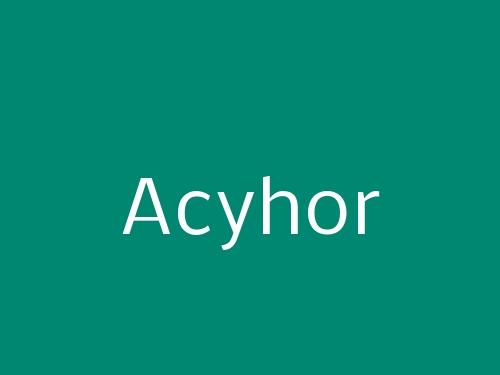 Acyhor