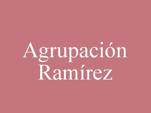 Agrupación Ramírez
