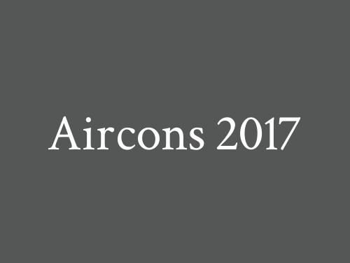 Aircons 2017