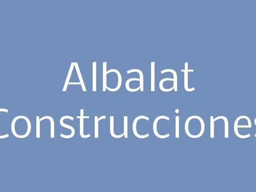 Albalat Construcciones