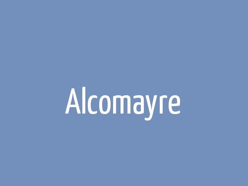 Alcomayre