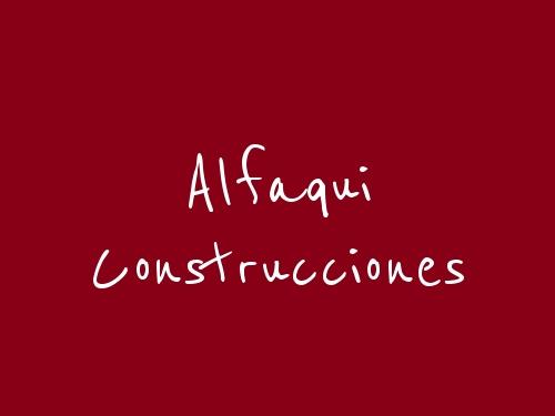 Alfaqui Construcciones