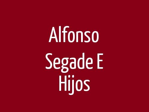 Alfonso Segade E Hijos