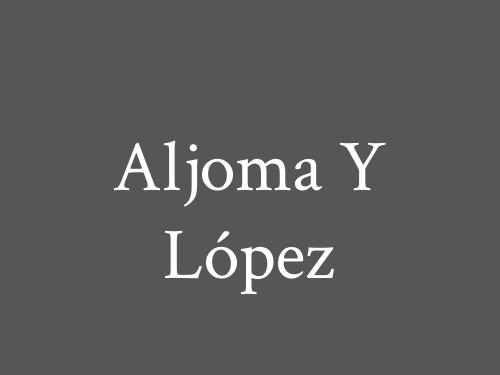 Aljoma Y López