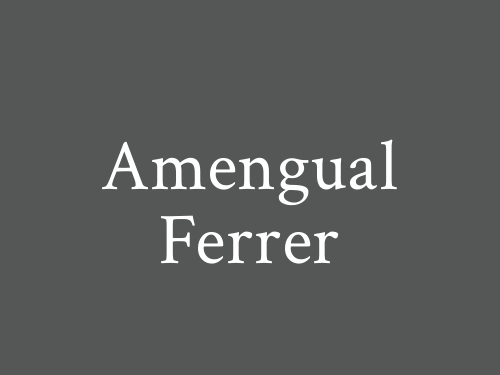 Amengual Ferrer
