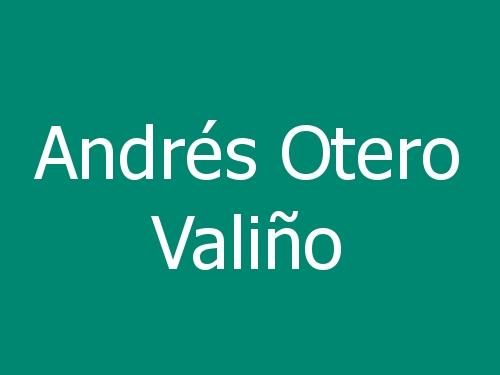 Andrés Otero Valiño