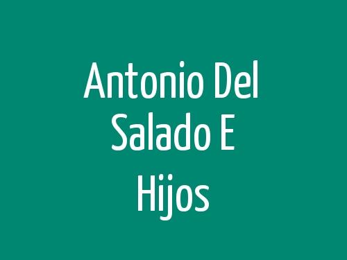 Antonio Del Salado E Hijos