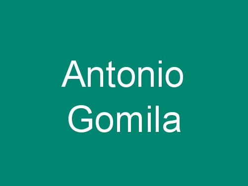 Antonio Gomila