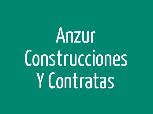 Anzur Construcciones Y Contratas