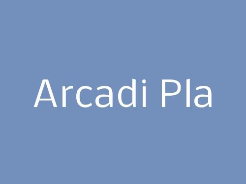 Arcadi Pla