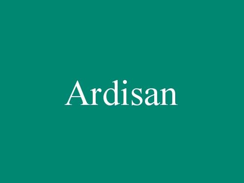 Ardisan