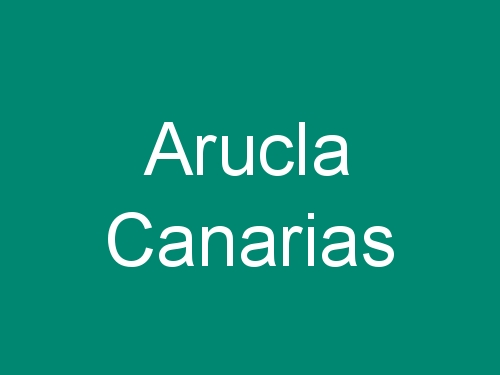 Arucla Canarias