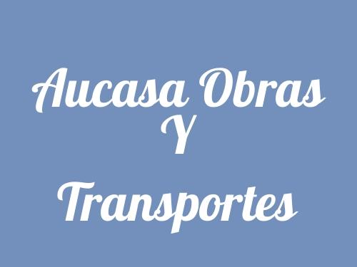 Aucasa Obras Y Transportes