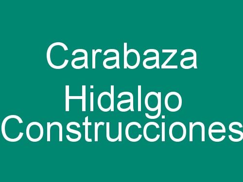 Carabaza Hidalgo Construcciones