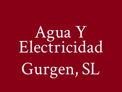 Agua y Electricidad Gurgen, SL